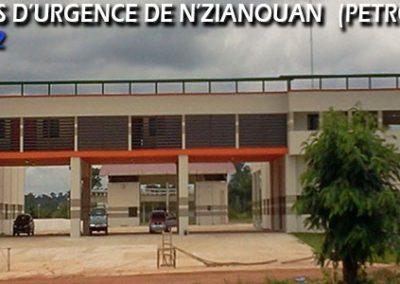 Centre secours d'urgence de n'zianouan